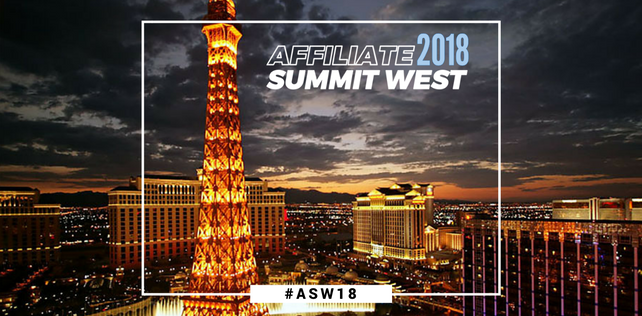 Affiliate Summit West 2018