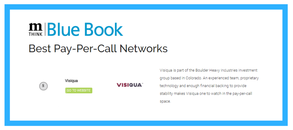 Best Pay-Per-Call Networks