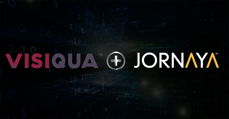 Visiqua, Selects Jornaya Intelligence